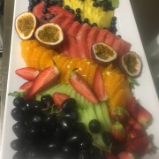 Citrons Pics - Fruit Platter