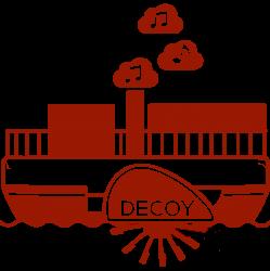 Paddle Steamer Decoy